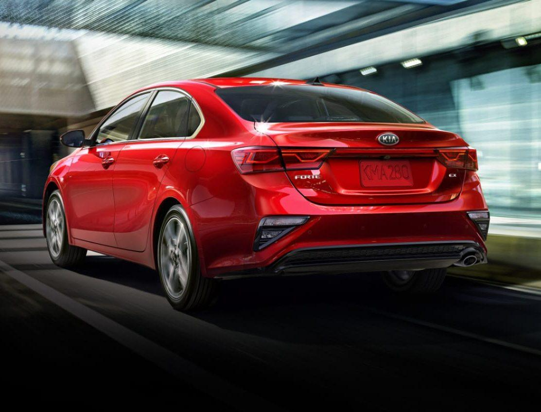Test drive the 2020 Kia Forte near Etobicoke ON