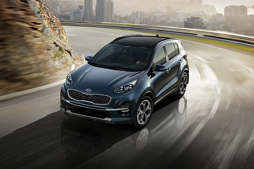 What's new with the 2020 Kia Sportage in Mississauga ON